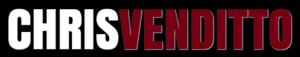 Comedian Chris Venditto Logo